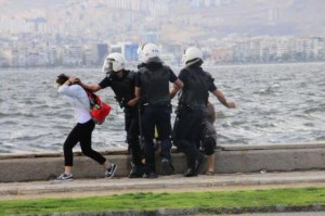 occupy_gezi_protest_scene_kadikoey_marmarasee_woman_police_brutality_2013