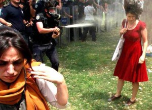 occupy_gezi_protest_scene_women_in_red_police_brutality_2013