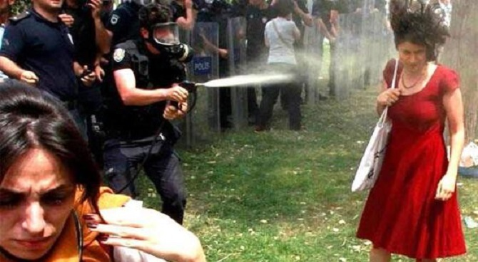 occupy_gezi_woman_in_red_police_brutality_2013_small